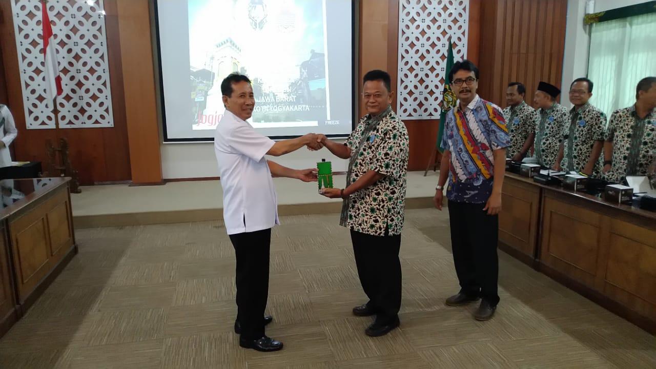 Kunjungan Kerja Pemerintah Kabupaten Cirebon